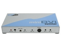 Gefen Mini DVI Switcher ( 2 sources 1 display)