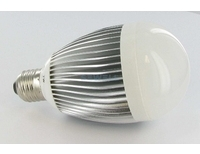 High Power LED Bulb 7W Cool White E27 Base 85-265