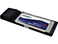 ExpressCard Gigabit Ethernet Adapter