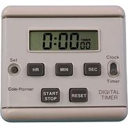 S1321 Clip-On Clock Timer with Electronic Display
