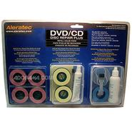DVD / CD Disc Repair Plus Refill Value Pack