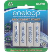 &amp;quot;New&amp;quot; 1500 Eneloop AA Pre-Charged Rechar