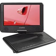 7&amp;quot; Portable DVD Player, 16:9 Aspect Ratio, Ca