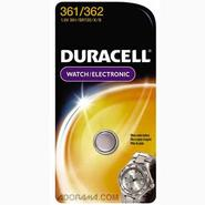 D361/362 Watch/Electronic Silver Oxide Battery, 1.