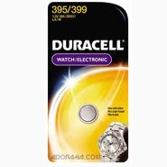 D395/399 Watch/Electronic Silver Oxide Battery, 1.