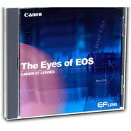 "CD-ROM ""The Eyes of EOS"" (Canon EF Lense"