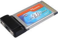 USB2.0 PCCARD for