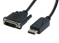 6ft DisplayPort to DVI