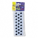 EYES,WIGGLE,ADHES125PK,BK