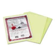 PAPER,CONST,9X12,50PK,YW