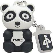 Animal M310 4 GB USB 2.0 Flash Drive - Black, Whit