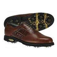 Classic Tour Dotted Croc Golf Shoes