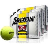 Z-Star XV Tour Yellow Golf Balls - 3 Pack