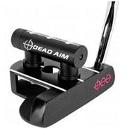TW-3D Mallet Putter with Laser Attachment