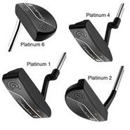 Classic Black Platinum Putter