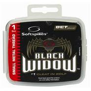 Black Widow Small Metal Thread