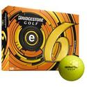 e6 Yellow Golf Balls - 2013