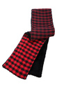 Men&#39;s The Mac Scarf in Red, Scarves