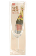 Unisex's The XL Champagne Glass (24 Oz.), Housewar