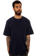 Men&#39;s The Basic Short Sleeve Pocket Tee in Black, 