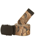 Men&#39;s The Perfect Timing Belt in Snake, Belts