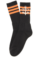 Men's The Fleet Socks in Black, Socks
