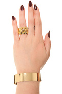 Women's The Cuban Link Ring, Jewelry