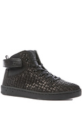 Men's The Nove LX Sneaker in Black, Sneakers