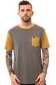 Men's The Change Up Tee in Gray Noise, T-shirts
