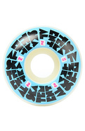 Unisex's Stacked Logo 52mm Wheels, Skate