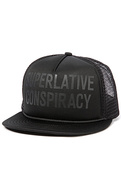 Men's The SC Trucker Hat in Black, Hats