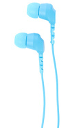 Unisex's The Daily Ear Buds in Cyan, Headphones