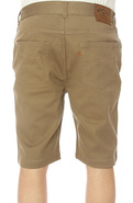 Men&#39;s The Drifter Shorts in Military Brown, Shorts