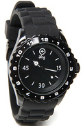 Men&#39;s The Longitude Watch in Black &amp; White, Watche