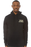 Men's The Society Street Chilldren Hoody in Navy,