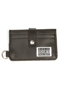 Men's The RS Card Wallet in Black, Wallets