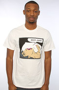 Men&#39;s The Big Fun Tee in White, T-shirts