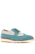 Men's The Longwing Shoe in Blue, Shoes