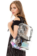 Women's The Transparent Backpack, Bags (Handbags/T