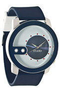 Men's The Exchange Watch in Blue & White, Watches