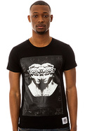 Men's The Classic Crew T-Shirt in Jet Black, T-shi