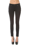 Women&#39;s The 535 Jegging in Black As Night, Denim