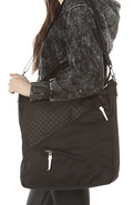 Women's The Lida Laptop Tote in True Black, Bags (