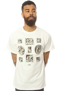 Men&#39;s The Caligula Tee in White, T-shirts