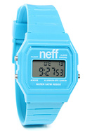 Unisex's The Flava Watch in Cyan, Watches