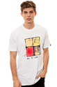 Men&#39;s The Sticky Fingers Tee in Dusted, T-shirts