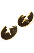 Women's The Large Abyss Earrings in Gold, Jewelry