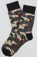 Men's The Camo Crew Socks, Socks