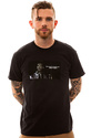 Men&#39;s The Umfufu Tee in Black, T-shirts