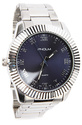 Men&#39;s The Crown Watch in Silver/Blue, Watches